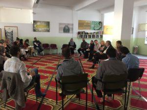 Foto Trialog Naturschutzwoche 2017 Moschee